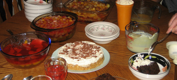 Party Foods And Drinks